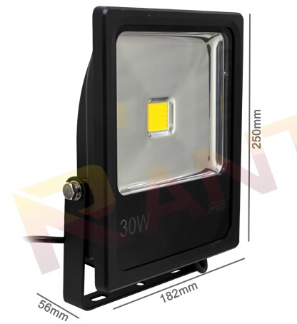Integrated LED Flood Lights